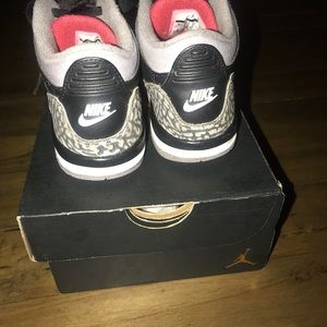 Jordan Shoes - Jordan Retro 3 BY Size 10C